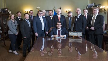 Steel Slag Bill Signed In To Law
