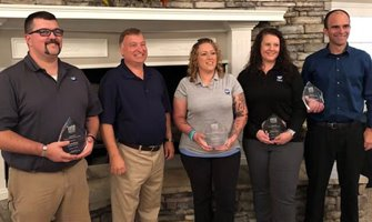 Waupaca Foundry Sweeps Business Awards