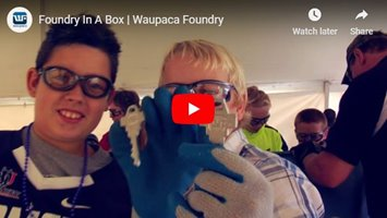 Waupaca Foundry In A Box