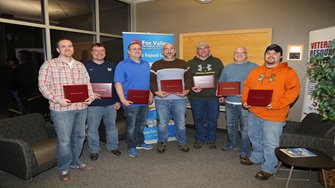 Waupaca Foundry workers earn quality engineering degrees