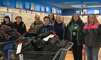 Lawrenceville Provides a Helping Hand This Holiday