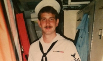 Gary Greubel, Navy Machinist's Mate