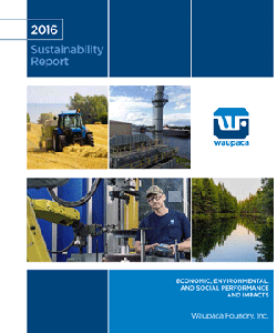Waupaca Foundry 2016 Sustainability Report