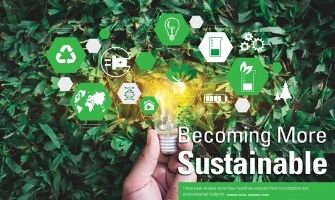Becoming More Sustainable