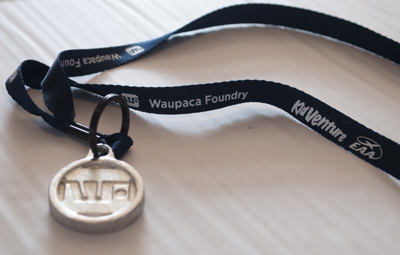 Waupaca Foundry soars to new heights at EAA KidVenture