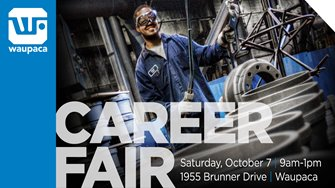 Waupaca Foundry Career Fair