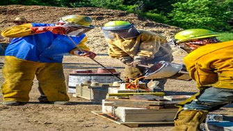 Waupaca Foundry Donates to Summer Celebration Iron Pour Event